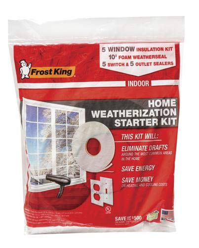 Frost King 5 Window Insulation kit