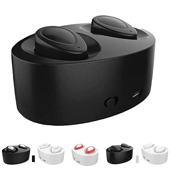 e20f64cbe34 Mini TWS K2 Twins Wireless Bluetooth V4.1 Stereo Headset In-Ear Earphone  Earbuds