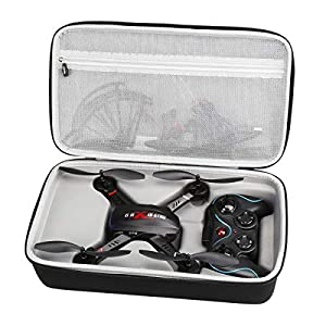 Aproca Hard Travel Storage Case for Holy Stone F181W WiFi FPV Drone with Camera Live Video RC Quadcopter 51SWkQoVQqL