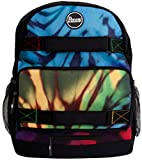 Penny Mens Dark Dye Pouch Backpack One Size Multicolored