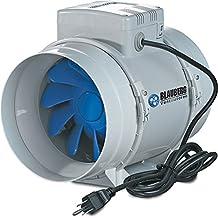 Blauberg Inline Mixed Flow Fan, 8-Inch