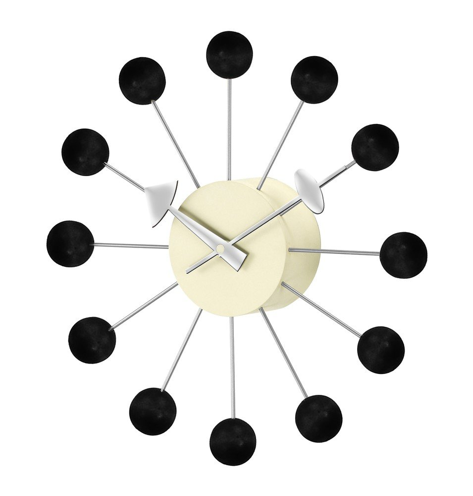 control brand gcl telechron atomic ball wall clock multi  - control brand gcl telechron atomic ball wall clock multi one sizeamazonca home  kitchen