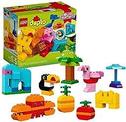 LEGO Duplo - Caja del Constructor Creativo, (10853)