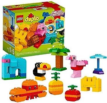 LEGO Lego-10853 Caja del Constructor Creativo, Multicolor, Miscelanea (10853): Amazon.es: Juguetes y juegos