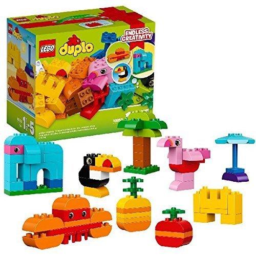 Lego Abundant Wildlife Creative Builder Box, Multi Color