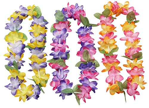 Mahalo Floral Leis : Package of 12 by Oojami]()