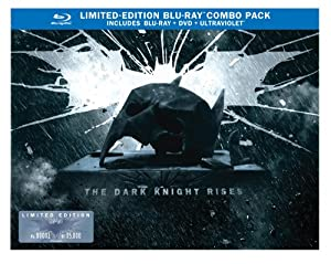 Cover Image for 'Dark Knight Rises, The [Limited Edition Bat Cowl]'