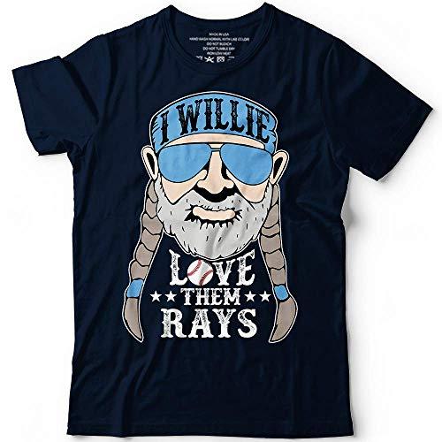 I Willie Love Them Tampa Bay Baseball Fan Championship Jersey Customized Handmade T-Shirt Hoodie/Long Sleeve/Tank Top/Sweatshirt