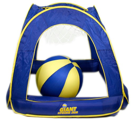 Giant Spring Jam Basketball colors may vary