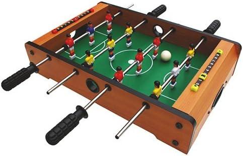 Mini - Mesa de Futbolín: Amazon.es: Juguetes y juegos