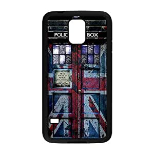 Doctor Who Design Brand New And High Quality Hard Case Cover Protector For Samsung Galaxy S5 by runtopwell