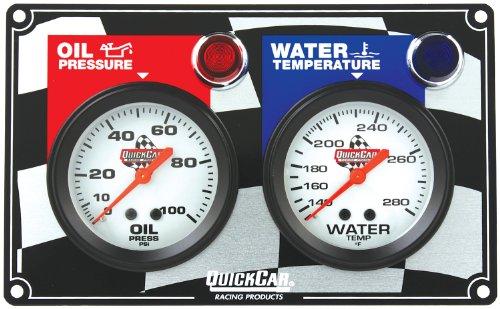 QuickCar Racing Products 61-6001 Gauge Panel Kit ()