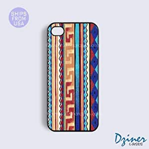 iPhone 5 5s Case - Tribal Aztec Pattern iPhone Cover