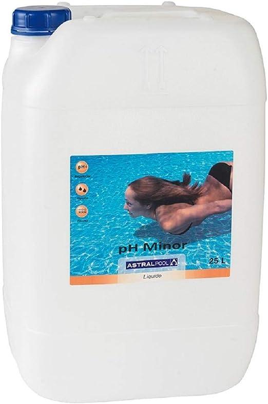 Oferta amazon: Regulador pH Minor líquido AstralPool - 25 LITROS