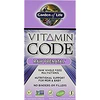 Garden of Life Vitamin Code RAW Prenatal, 90 Capsules by Garden of Life
