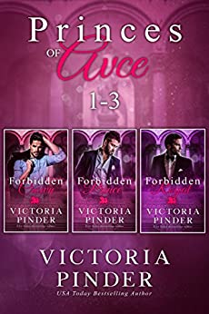 Princes of Avce Boxed Set by [Pinder, Victoria]