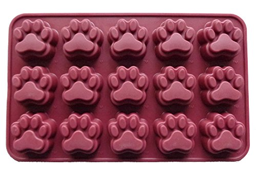 (Fanpans NCAA Mississippi State Bulldogs Ice Trays & Candy Mold, One Size, Maroon)