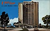 TraveLodge at Lake Buena Vista Motor Inn Plaza Lake Buena Vista, Florida Original Vintage Postcard