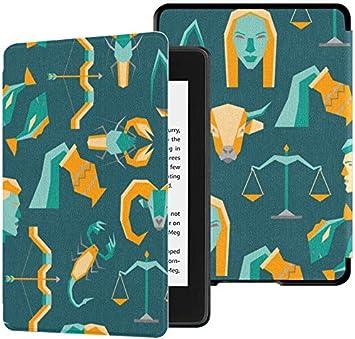 Kindle Paperwhite Ereader Case Doce Constelaciones Estilo Especial ...