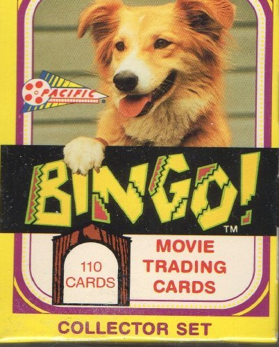 (Pacific 1991 Bingo The Dog Movie Trading Card Factory Set (110))