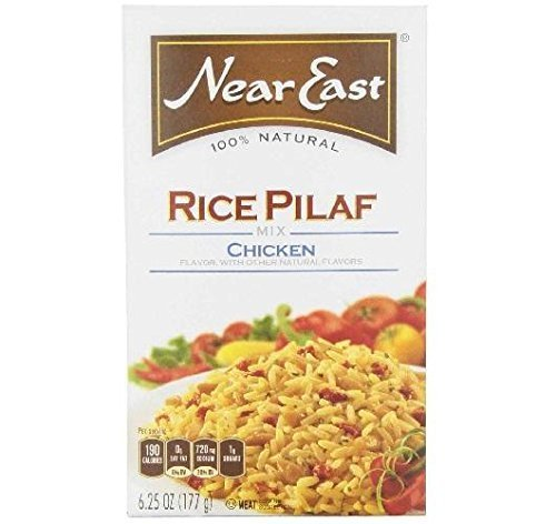 Near East Chicken Flavor Rice Pilaf Mix 6.25 oz by Near East by Near East
