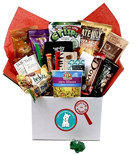 Focus on Finals College Exam Care Package (Exam Package)