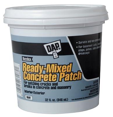 Dap inc 31084 Quart Ready Mixed Concrete Patch, Gray