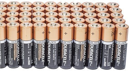 Duracell Mn1500 Aa Batteries 100 Count Pack Aaa 8 Count