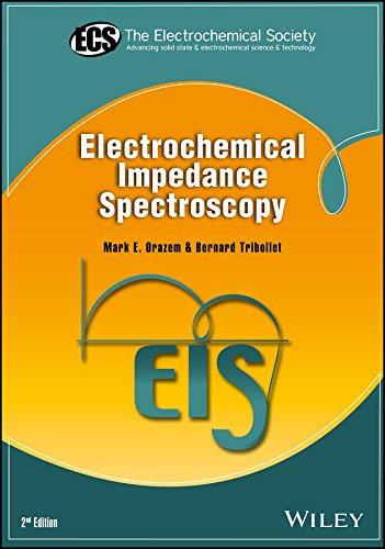 85f06971f696 Electrochemical Impedance Spectroscopy (The ECS Series of Texts and  Monographs)
