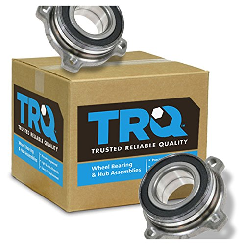Rear Wheel Hub Bearings Left & Right Pair Set for BMW 528 540 5 Series