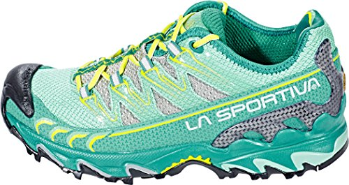 La Sportiva Mutant Dames Trailrunning Schoenen - Ss18 Ultra Raptor Woman Emerald / Mint Talla: 41.5