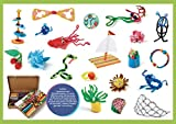 Kid Made Modern Arts And Crafts Library Set - Kid