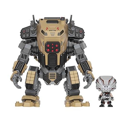 Funko - 134 - Pop - Titanfall 2 - Blisk and Legion