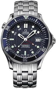 Omega Men's 2535.80.00 Seamaster 300M GMT
