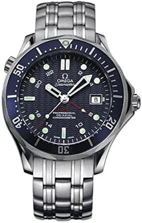 Image Unavailable. Image not available for. Color  Omega Men s 2535.80.00  Seamaster ... 7adb8ed55b