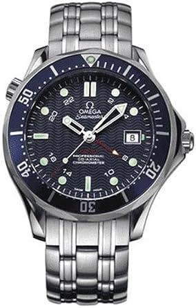 Amazon.com  Omega Men s 2535.80.00 Seamaster 300M GMT