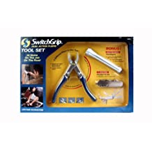 Allied Tools 30579 Switch Grip Dual Action Pliers Value 2-Pack