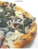 The Pizza 2018 Calendar