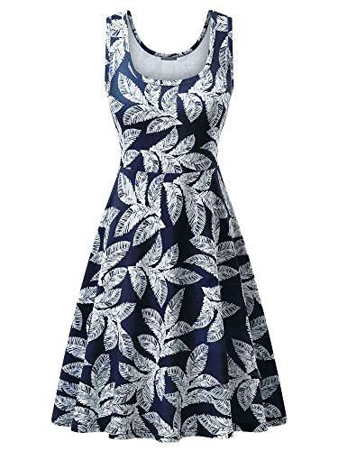 FENSACE Plus Size Dresses for Women Fancy Beach Dress