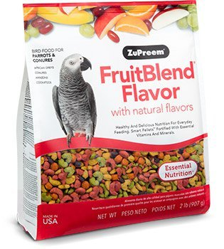 Fins Fur and Feathers ZuPreem FruitBlend Flavor (Bird Food for Parrots and Conures, 397gms) (B07PRJHMCM) Amazon Price History, Amazon Price Tracker