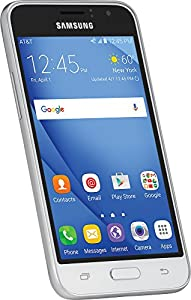Samsung J1 2016 / Express 3 J120A Unlocked GSM Quad-Core Android Smartphone - White (Certified Refurbished)