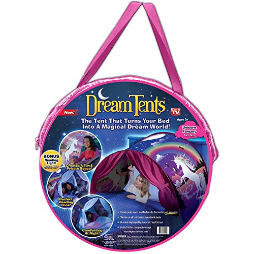 - ONTEL Dream Tents Unicorn Fantasy