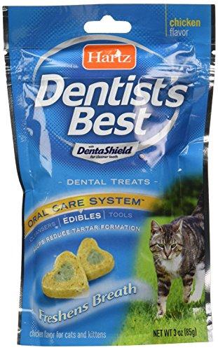 Hartz Dentist'S Best Chicken Flavored Dental Cat Treats (Hartz Control)