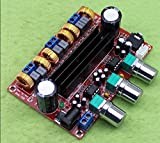 5pcs 2.1-channel digital amplifier board 12V-24V wide voltage audio amplifier board TPA3116D2