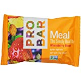 ProBar Meal Bar - Wholeberry Blast - Certified Organic - 12 Pack, 3 Ounce