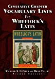 hispanic singles in wheelock When professor frederic m wheelock's latin first appeared in 1956,  that have made it the bestselling single-volume beginning latin textbook:.