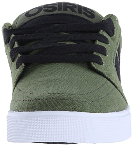OSIRIS Skateboard Shoes LUMIN GREEN/BLACK