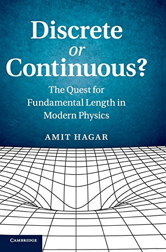 Discrete or Continuous?: The Quest for Fundamental Length in Modern Physics