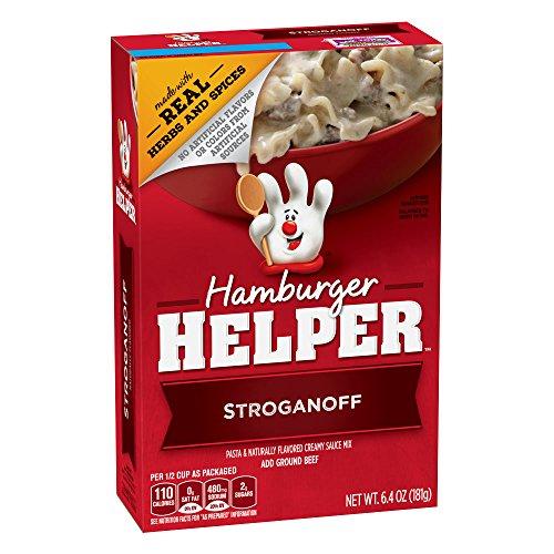 Betty Crocker Hamburger Helper Stroganoff