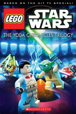 Lego Star Wars( The Yoda Chronicles Trilogy)[LEGO SW LEGO SW THE YODA CHRON][Paperback]